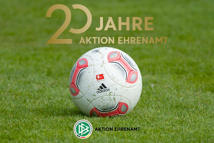 """Die LOTTO-Pokal Endspiele sagen """"Danke ans Ehrenamt"""". (Foto & Montage: Oliver Baumgart)"""