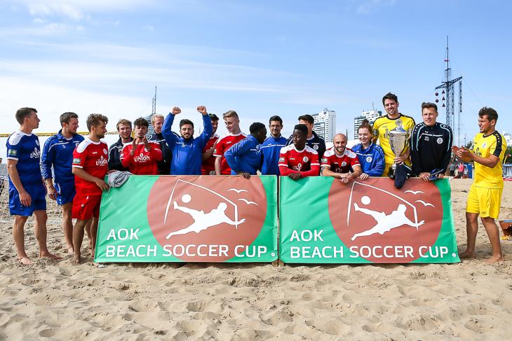 Die Siegermannschaft des Bremer SV II. (Fotos: Sven Peter - spfoto.de)