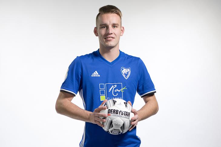 Jan-Niklas Kersten von der Leher TS.