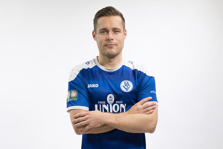 Philipp Rockahr vom Bremer SV.