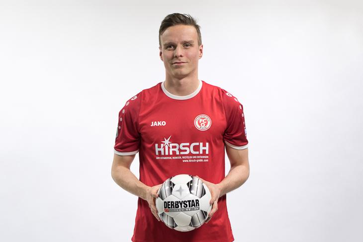 Daniel Block vom FC Oberneuland.