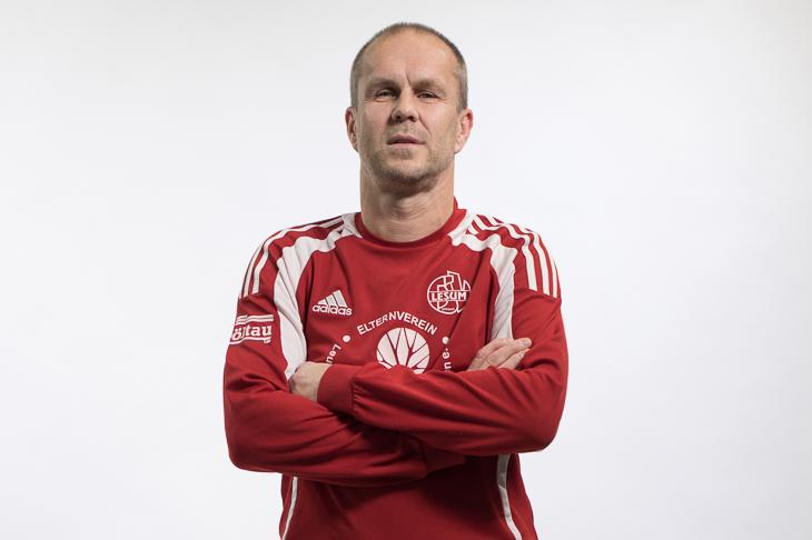 Uwe Meyer-Porsch vom TSV Lesum-Burgdamm.