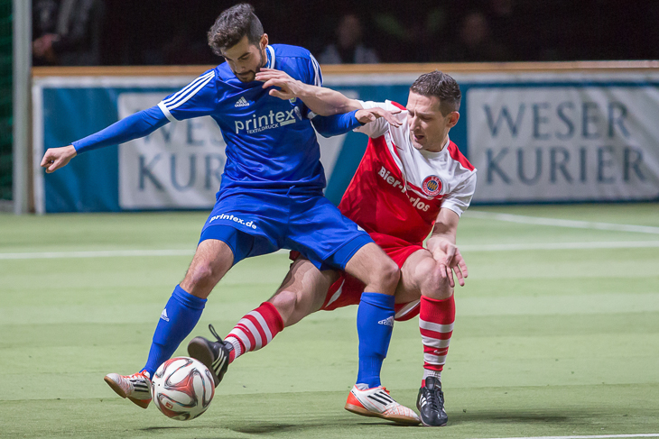 Der Qualifikationsmodus wird auf Wunsch vieler Vereine angepasst. (Foto: dgphoto.de)