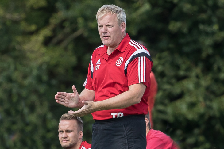 Jörg Beese möchte mit dem ATS Buntentor wieder in den DFB-Pokal. (Foto: dgphoto.de)