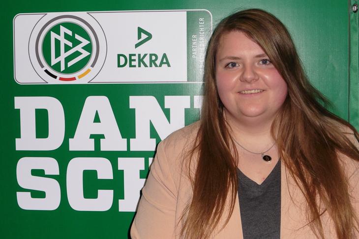 Julia Drücker ist die Landessiegerin der Frauen.