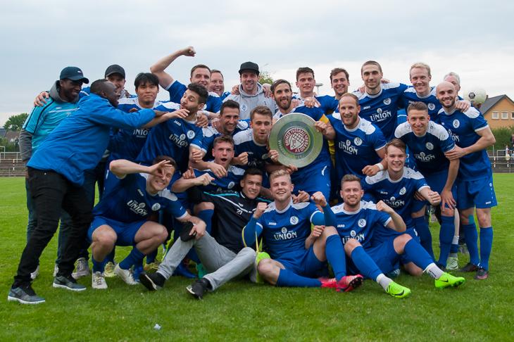 Der Bremer SV ist erneut Meister der Bremen-Liga. (Foto: Oliver Baumgart)