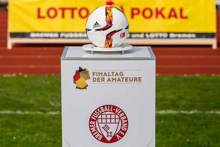 "Auch das LOTTO-Pokal Endspiel der Männer ist erneut Bestandteil des ""Finaltags der Amateure"". (Foto: dgphoto.de)"