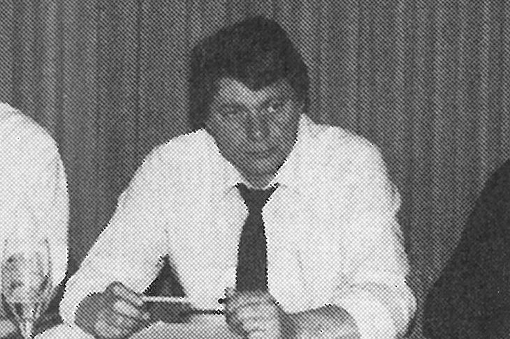 "Georg ""Garry"" Fritzel. (Foto: Archiv)"