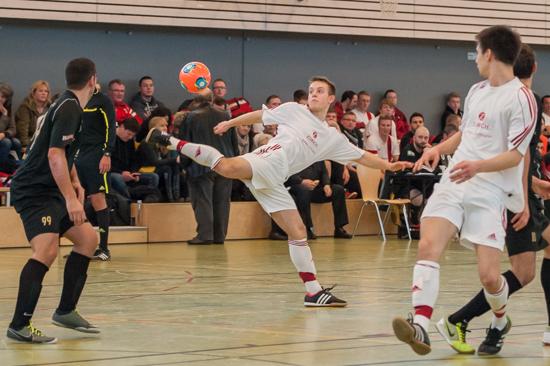 Futsal wurde bisher nur in Turnierform gespielt. Jetzt startet ein Liga-Betrieb.