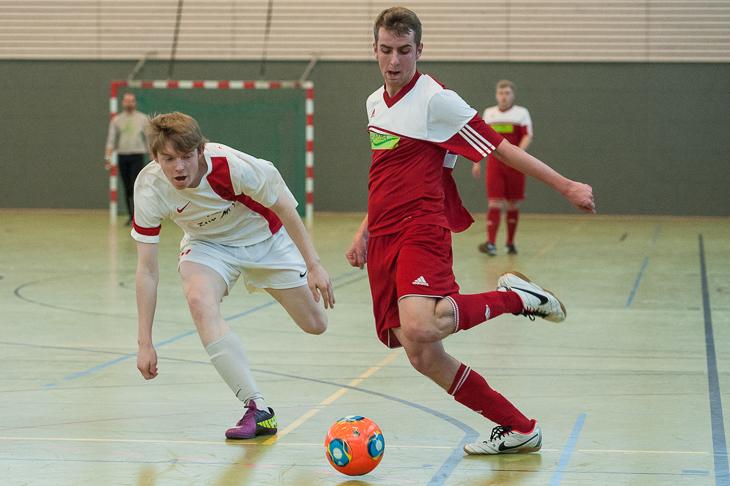 Im der vergangenen Saison feierte die BFV Futsal-Liga ihre Premiere. (Foto: Oliver Baumgart)