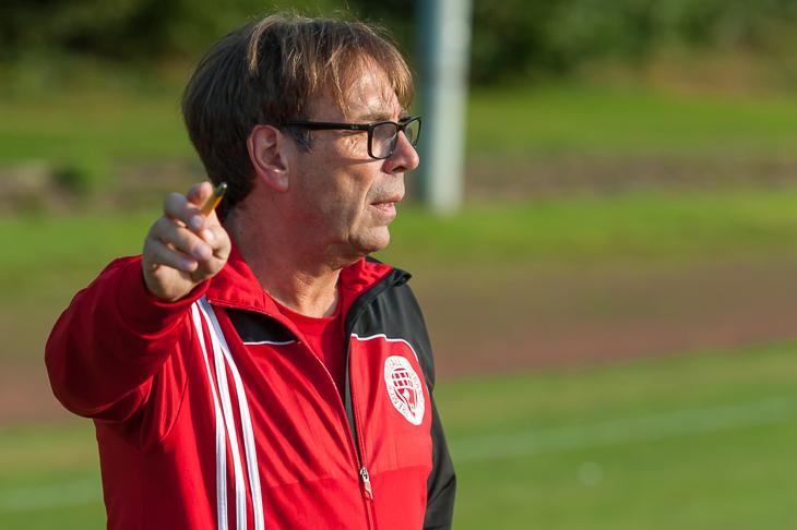 Wilfried Zander freut sich auf die sportliche Herausforderung.