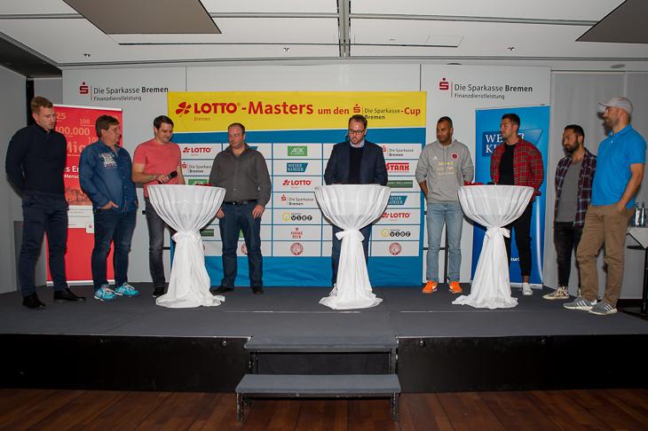 Erstmals nahmen Vertreter der acht Teilnehmer an einer gemeinsamen Talkrunde teil. (Fotos: Oliver Baumgart)