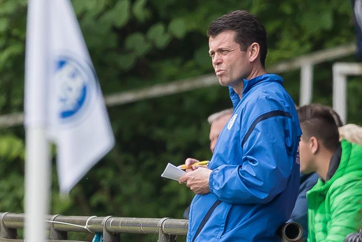 Trainer Klaus Gelsdorf sieht seinen Bremer SV nicht in der Favoritenrolle. (Foto: dgphoto.de)