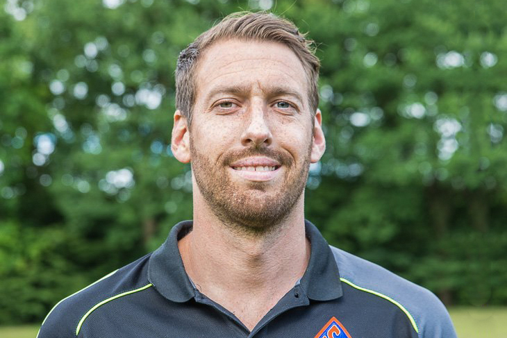 Michel Kniat will mit seinem Team den Pokal an den Burgwall holen. (Foto: Günter Buck)
