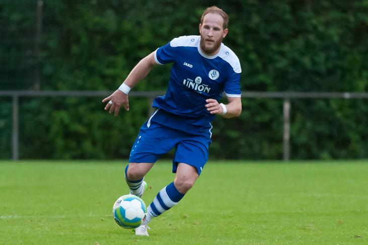 Ole Laabs ist mit dem Bremer SV in Sachen Titelverteidigung auf Kurs.