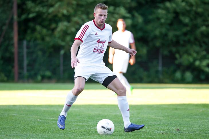 Tobias Lange empfängt mit dem SV Lemwerder den TS Woltmershausen.