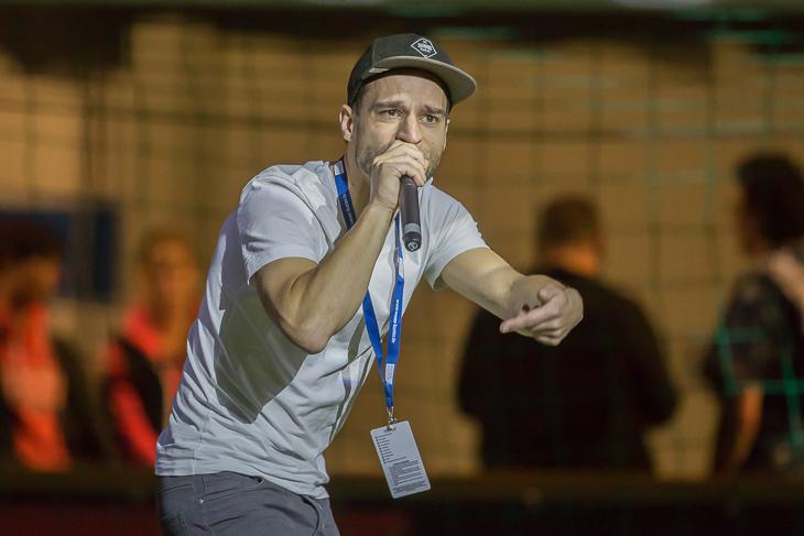 Hack Mack sorgte für musikalische Stimmung. (Foto: dgphoto.de)