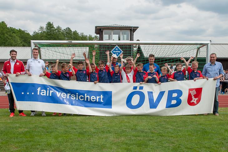 Im vergangenen Jahr holte sich der Blumenthaler SV den Titel. (Foto: Oliver Baumgart)