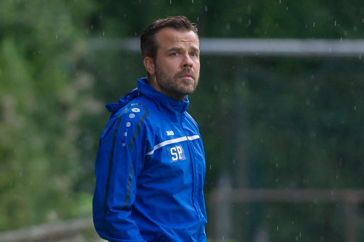BSV-Trainer Sasa Pinter erwartet von seiner Mannschaft eine Reaktion auf die Niederlage vom vergangenen Wochenende. (Foto: Oliver Baumgart)