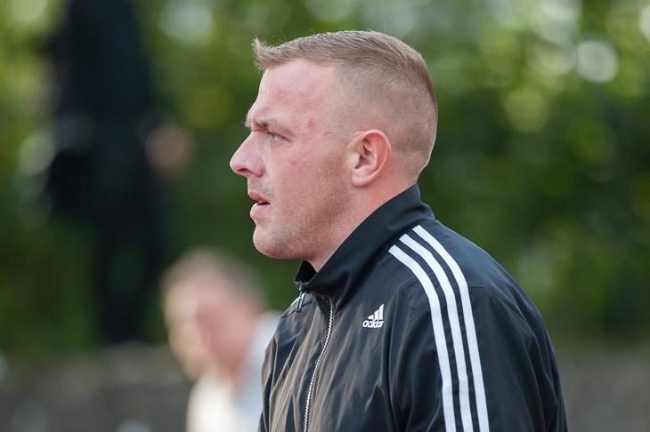 Nach dem Rücktritt von Trainer Frank Thinius wird am Wochenende wohl Michael Dähne den TSV Grolland betreuen. (Foto: Oliver Baumgart)