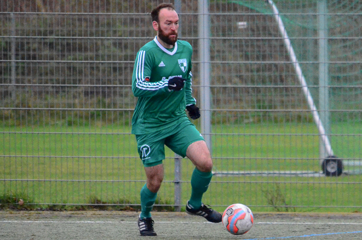 Andreas Radke holte mit der SG Aumund-Vegesack einen Punkt. (Foto: Olaf Lücke)