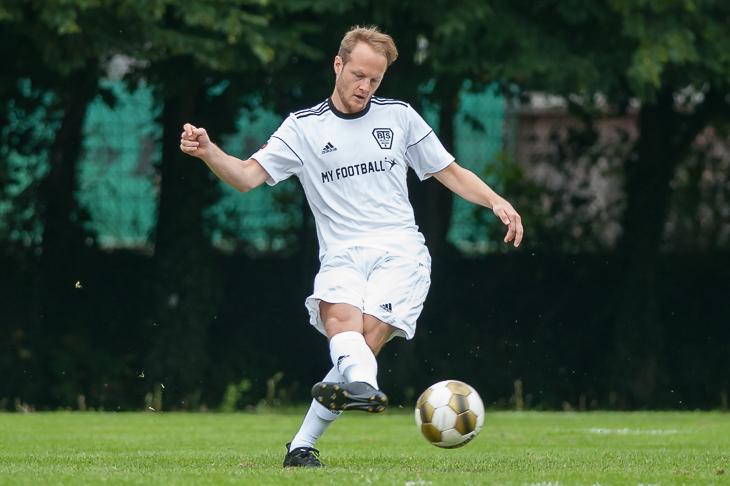 Marco Rehling will mit der BTS Neustadt die 0:5-Niederlage gegen den Bremer SV vergessen machen. (Foto: Oliver Baumgart)