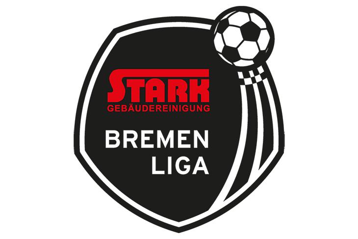 Das neue Logo der Stark Bremen-Liga.