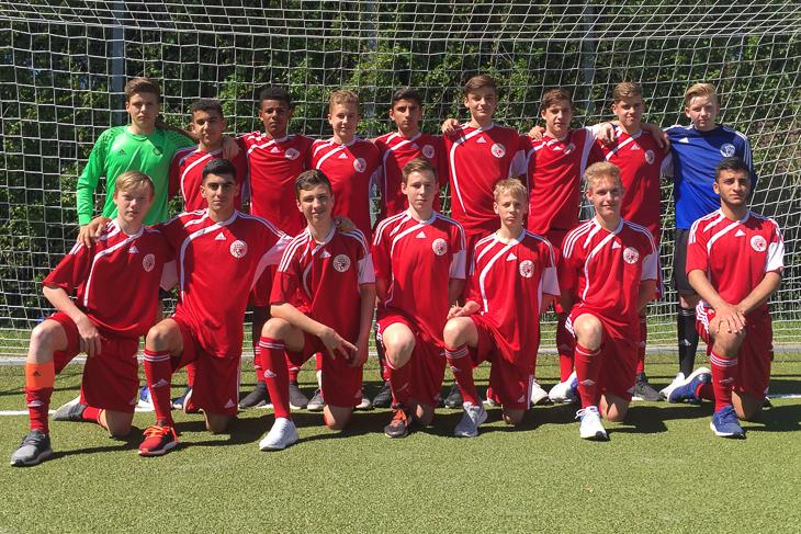 Die U 15-Junioren des BFV spielen ab morgen beim DFB-Sichtungsturnier. (Foto: Jens Dortmann)