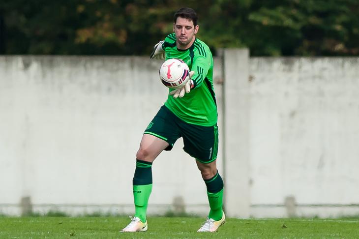 Christian Ahlers-Ceglarek war erneut ein starker Rückhalt für das team.