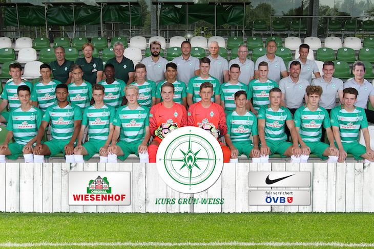 Der SV Werder Bremen ist erneut Sieger des Landespokals der B-Junioren. (Foto: WERDER.DE)