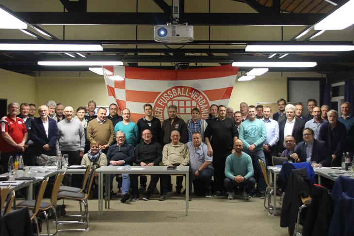 Die Abteilungs- und Jugendleiter des Kreises Bremerhaven trafen sich traditionell in Wremen.