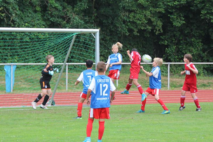 Spielszene des letztjährigen ÖVB Junior-Cups. (Foto: Ralf Krönke)