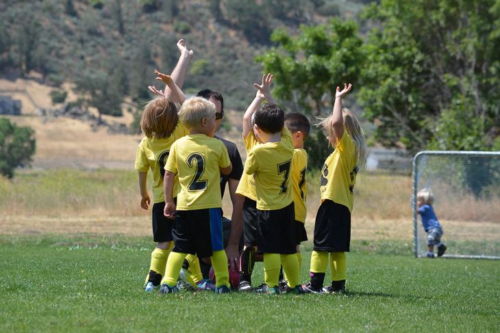 Die neuen Spielformen sollen es Kinder ermöglichen mehr Spielzeit auf dem Platz zu haben. (Symbolfoto: pixabay)