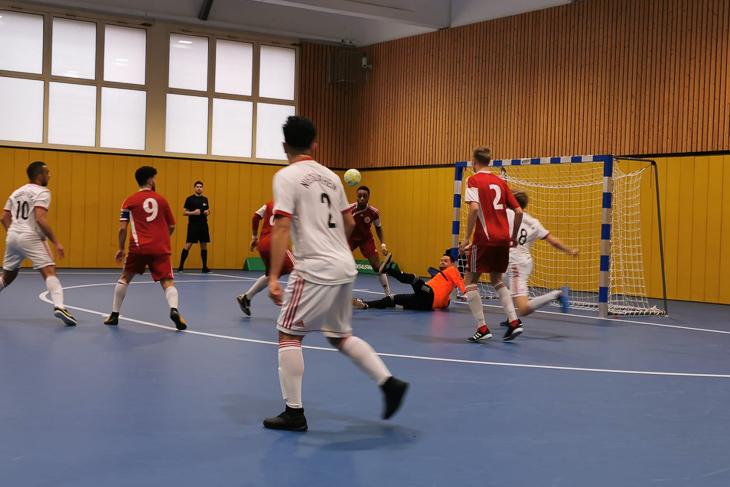 Es war eine Defensivschlacht im letzten Spiel gegen den Niederrhein. Die Bremer sicherten sich am Ende den Sieg. (Foto: privat)