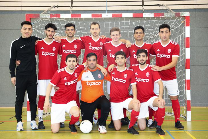 Die Meistermannschaft des TS Woltmershausen. (Foto: Fred Michalsky)