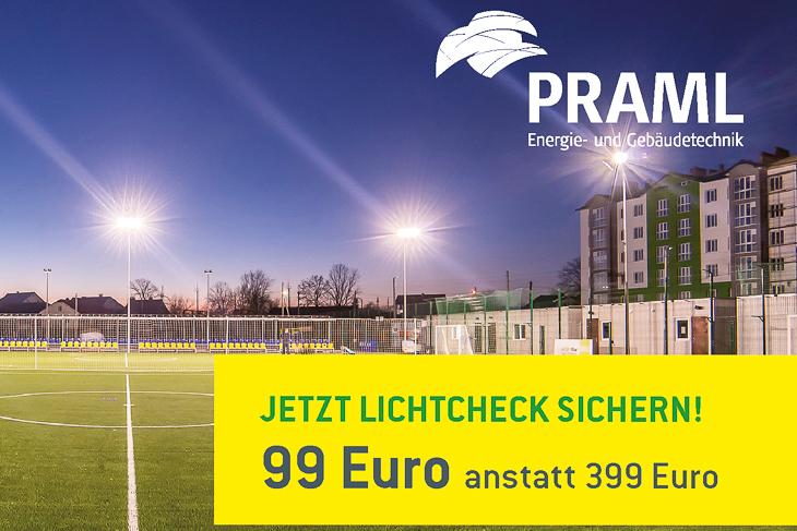 300 Euro Rabatt nur für kurze Zeit. (Foto: PRAML)
