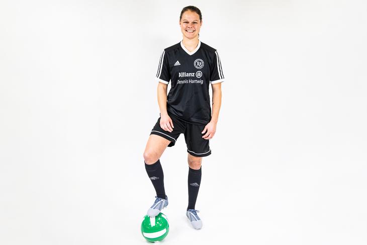 Kira Buller - TuS Schwachhausen - Kandidatin Amateurfußballerin des Jahres 2019