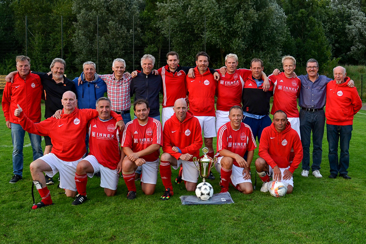 Die siegreichen Teams des TSV Lesum-Burgdamm. (Foto: privat)