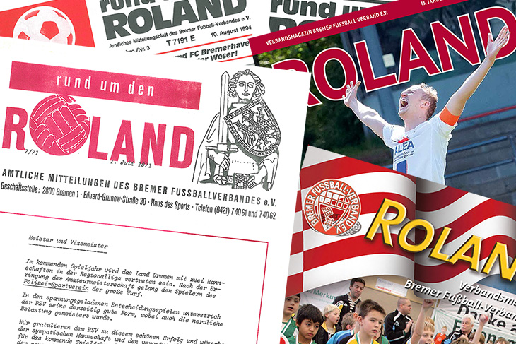 Alte Verbandsmagazine und Mitteilungsblätter sind nur eine Quelle für die Arbeitsgruppe. (Montage: Oliver Baumgart)