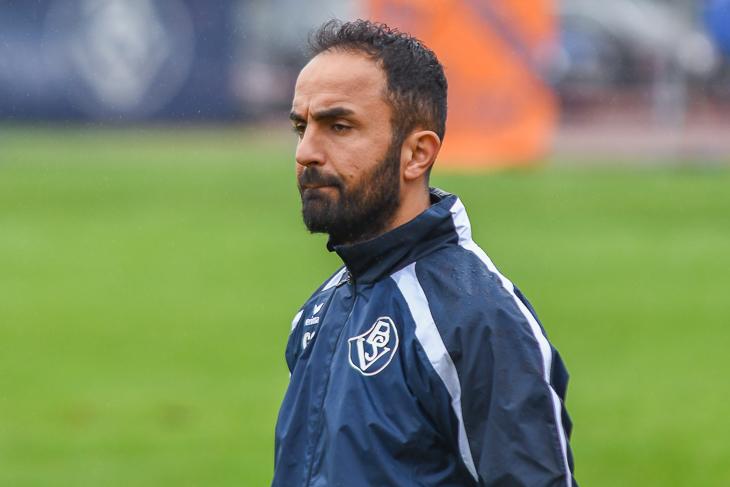 Neu-Coach Turan Büyükata feierte mit seinem BSV einen Heimsieg. (Foto: Olaf Lücke)