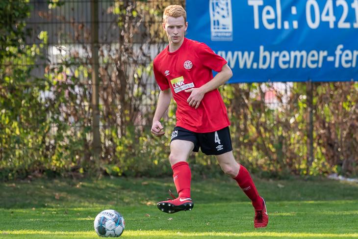 Falk Marquard und der FC Union 60 siegten bei Lehe-Spaden. (Foto: Oliver Baumgart)