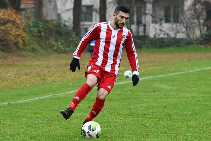Youssef Alo muss zum Start in das Fußballjahr mit der BTS Neustadt gegen den ESC Geestemünde ran. (Foto: Olaf Lücke)