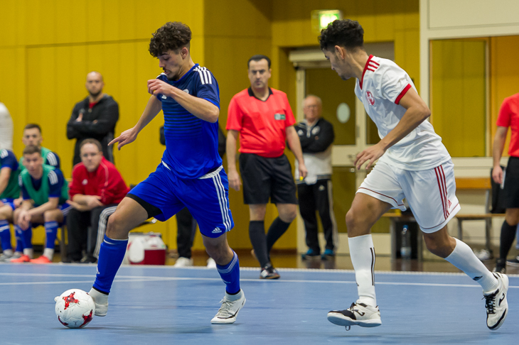 Die Futsal-Liga kann auch ein Sprungbrett in die BFV-Futsal-Auswahl sein. (Foto: Oliver Baumgart)