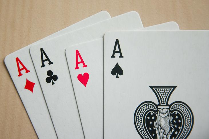 Am Mittwoch kamen die Karten ins Spiel. (Foto: Pixabay)