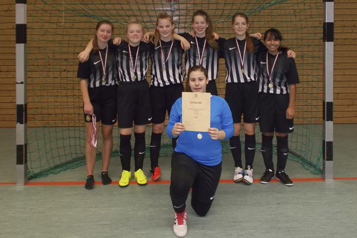 Die C-Mädchen des FC Union 60 fahren zur Norddeutschen Meisterschaft. (Foto: Joachim Dietzel)
