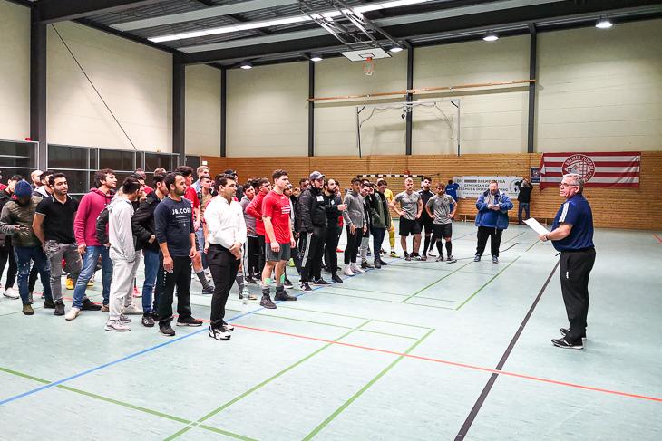 Der Bremer SV wurde als Sieger geehrt. (Foto: privat)