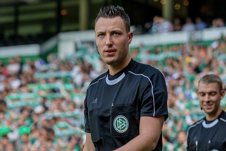 Sven Jablonski lost die Partien des LOTTO-Pokal aus. (Foto: dgphoto.de)