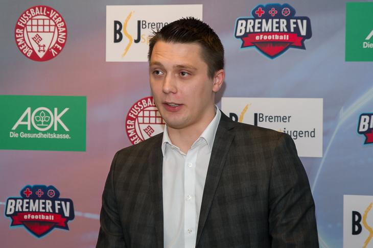 Sönke Löhmann ist der Projektverantwortliche im BFV. (Foto: Oliver Baumgart)