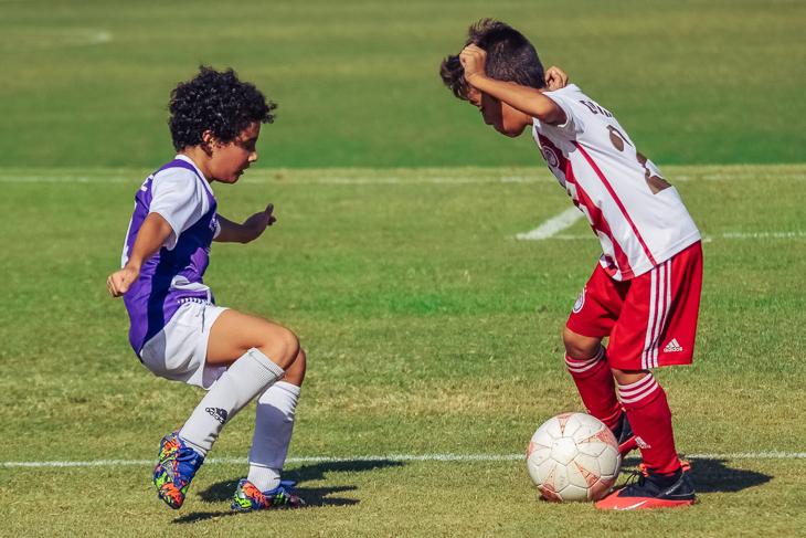 Auch im Kinder- und Jugendfußball blieben die Mannschaftszahlen stabil. (Symbolfoto: Pixabay)