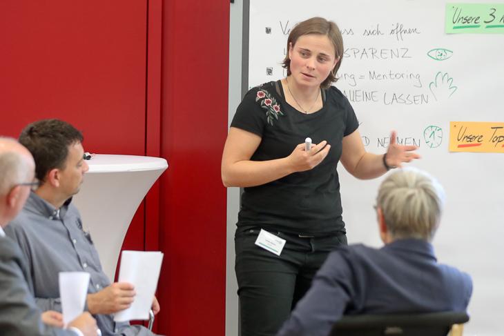 Mit dem Leadership-Programm will der BFV ehrenamtlich tätige Frauen im Fußball für die Übernahme zukünftiger Führungsaufgaben in Verein oder Verband vorbereiten, motivieren und qualifizieren. (Foto: Getty Images)